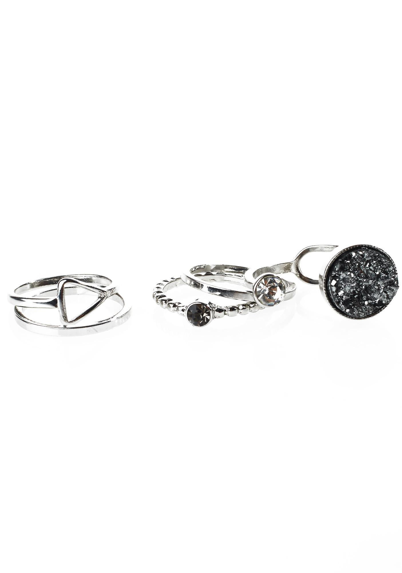 Soulmate Ring Set