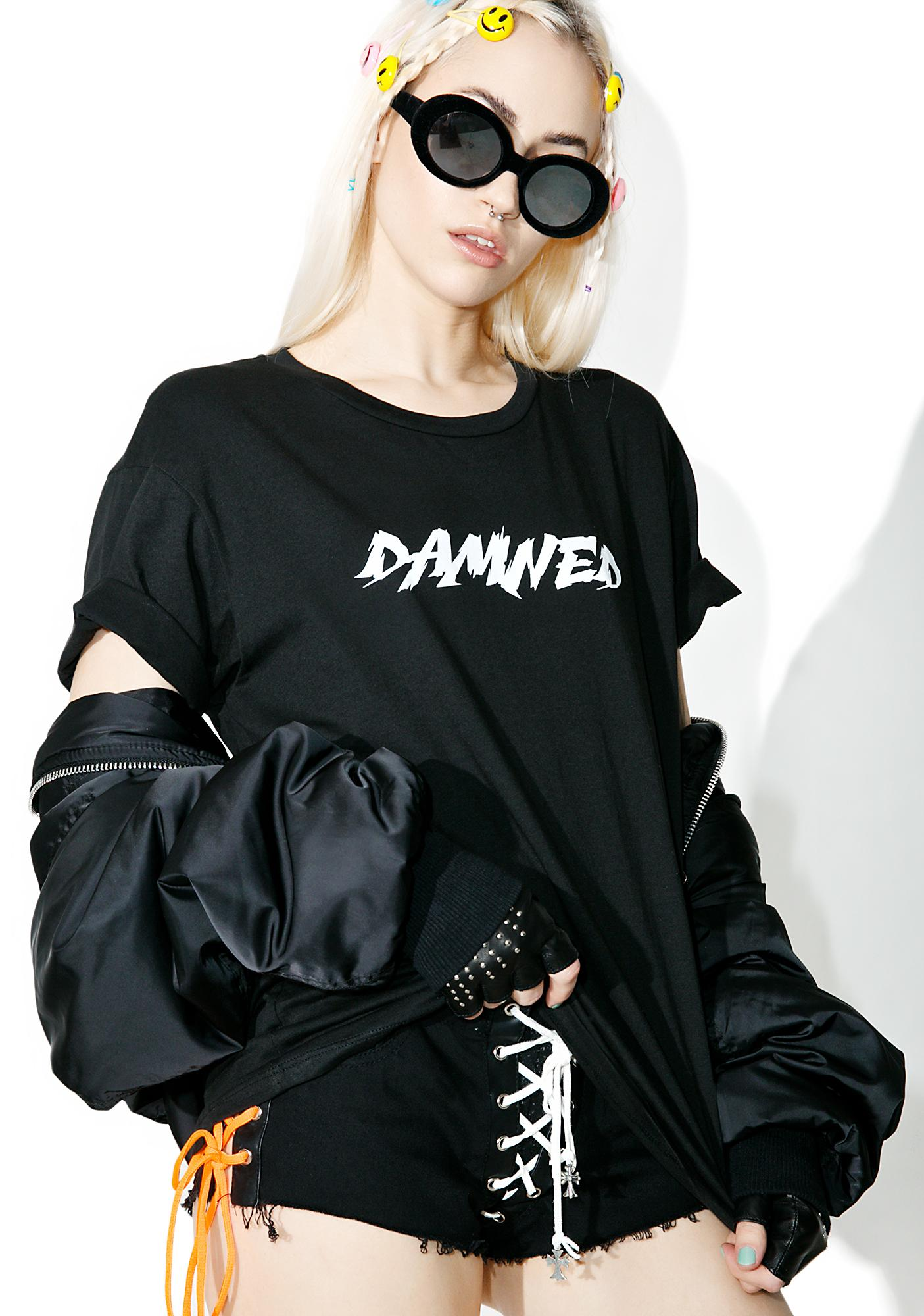 Motel Damned Tee