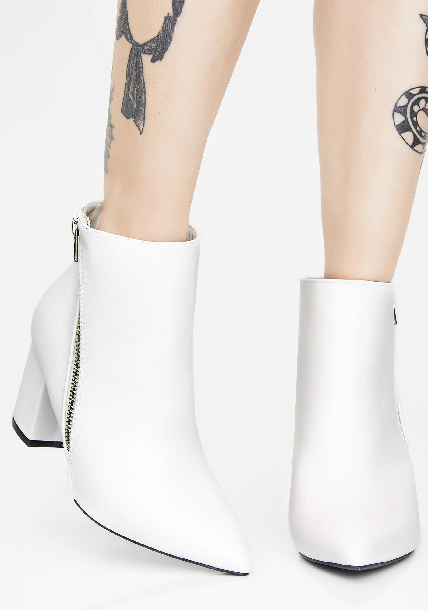 Pure Got It Bad Ankle Boots