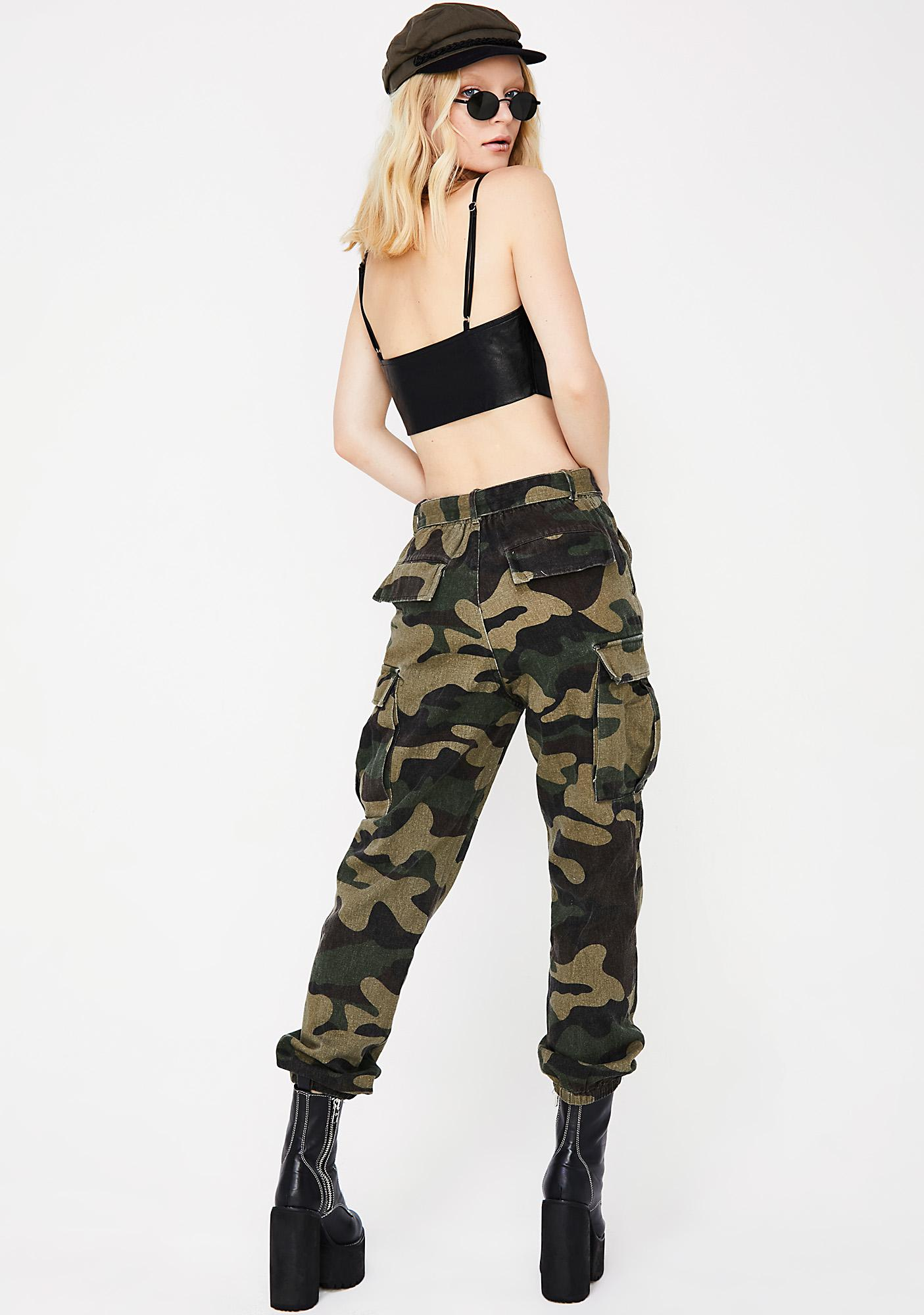 Ready For Combat Camo Pants