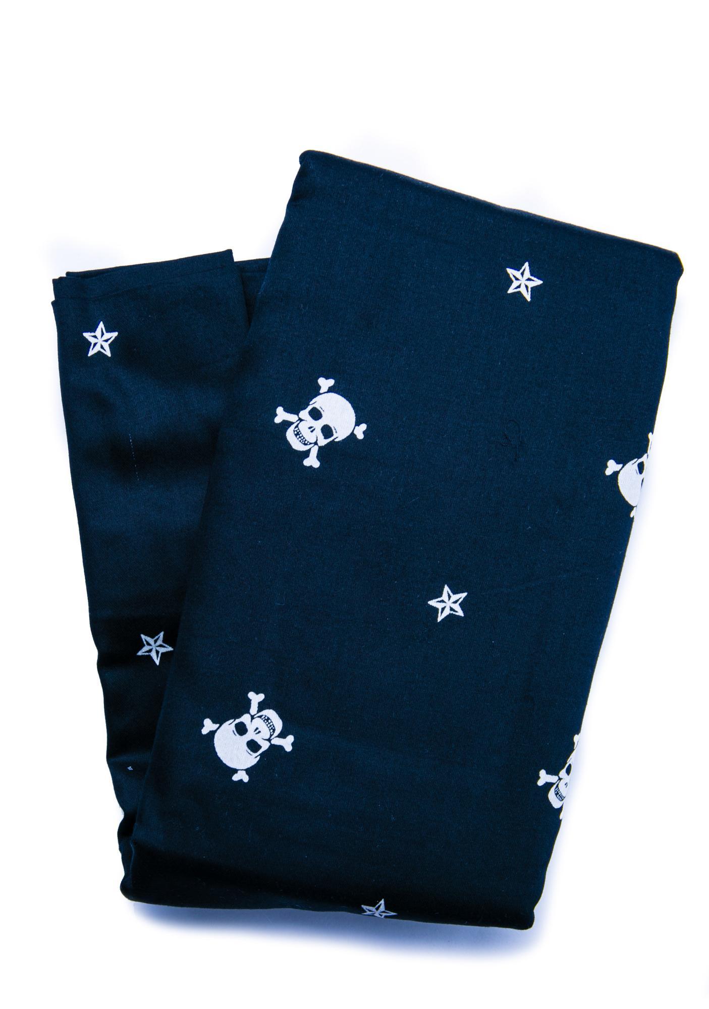 Skulls Ahoy Pillowcase Set