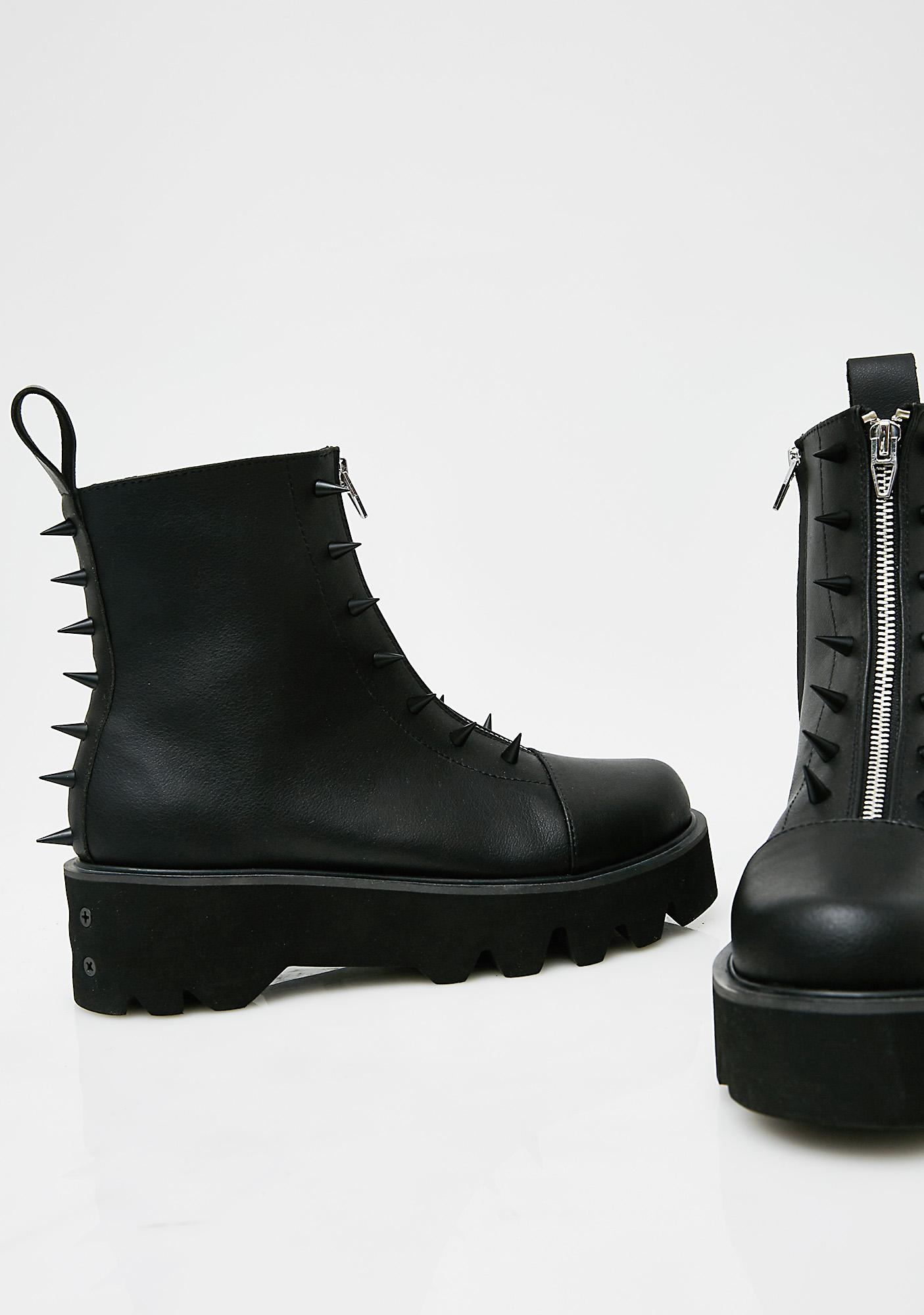 Disturbia Spike Boots