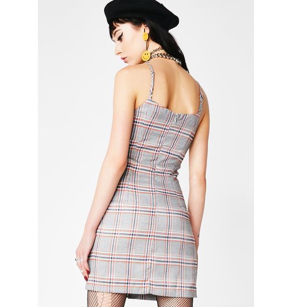 Detention Bound Mini Dress