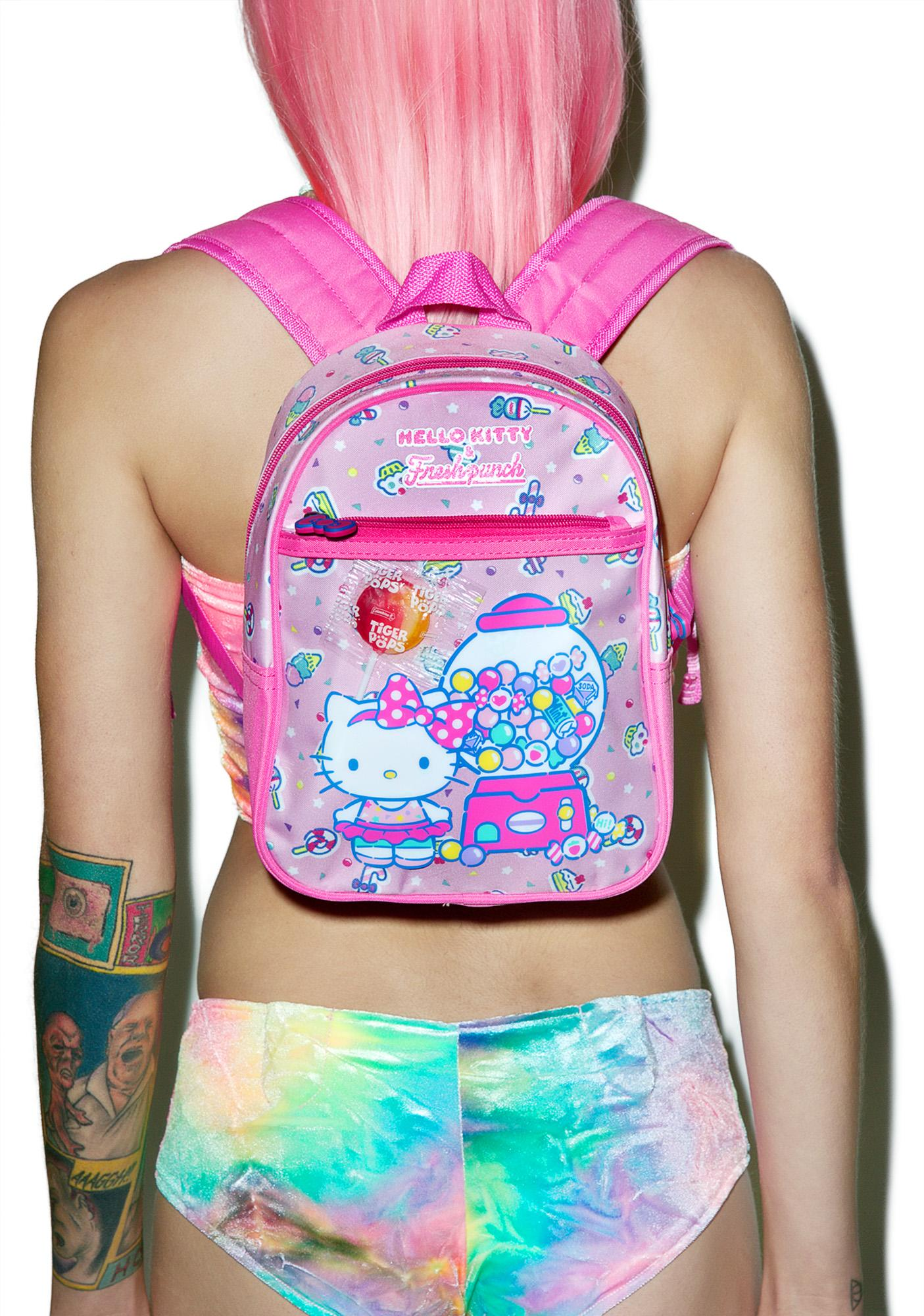Sanrio Hello Kitty Fresh Punch Mini Backpack