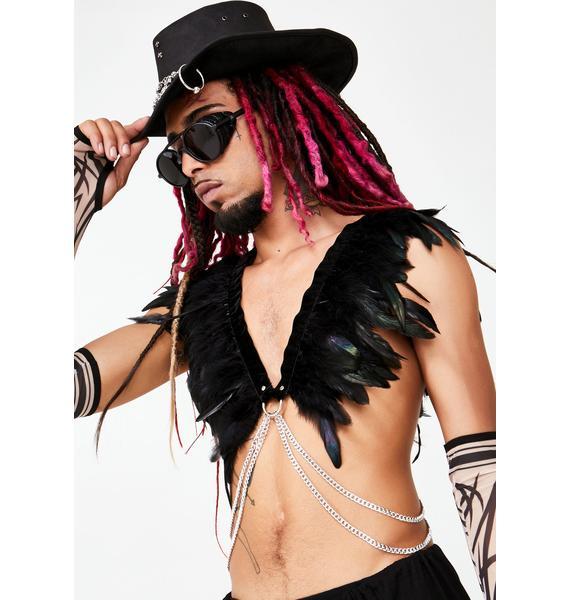 Stinnys Raven Body Chain