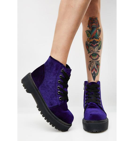 Y.R.U. The Unsinkable Slayr Boots