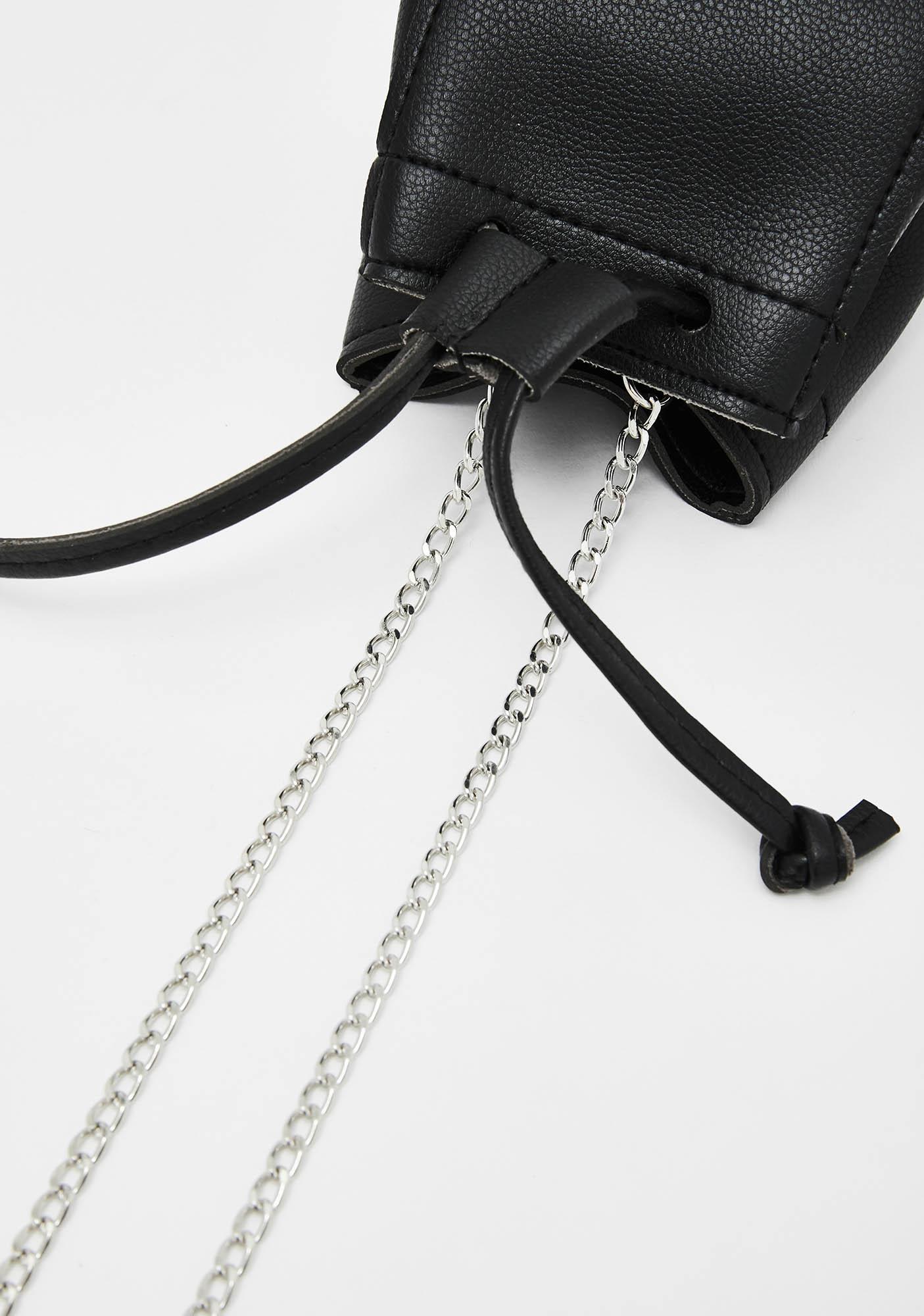 Noir Class N' Sass Mini Bag