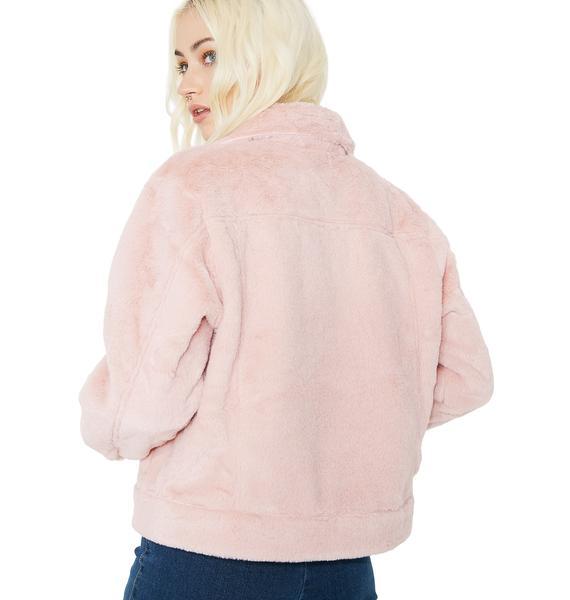 Warm N' Fuzzy Jacket