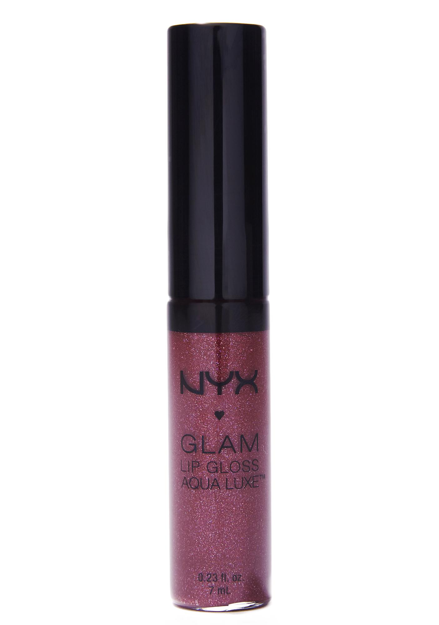 NYX Cool Cat Glam Lip Gloss