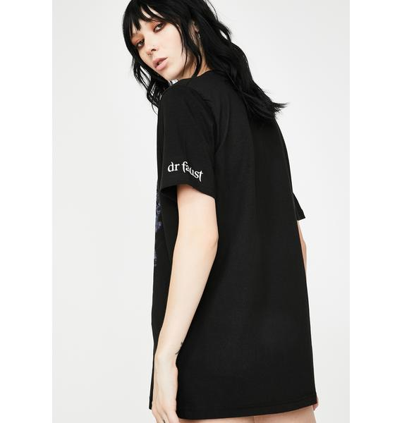 Dr. Faust Grim Reaper's Night Graphic Tee
