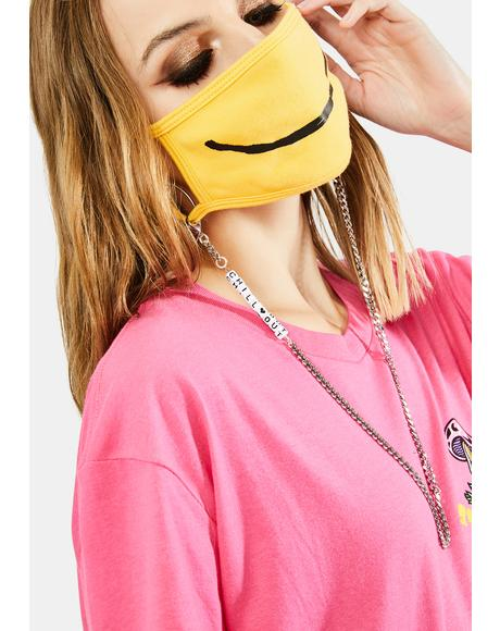 Chill Out Mask Chain
