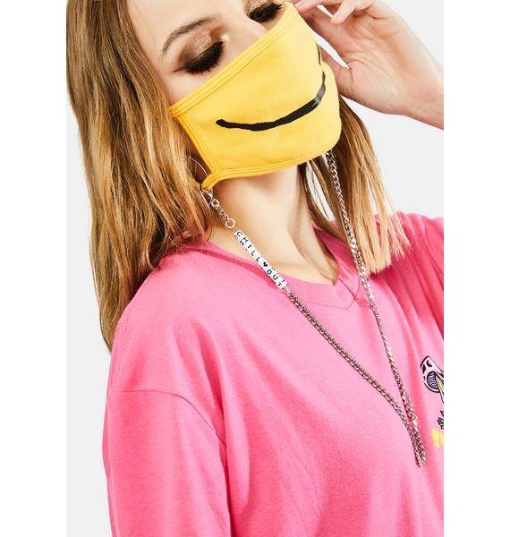 EastnWest Chill Out Mask Chain