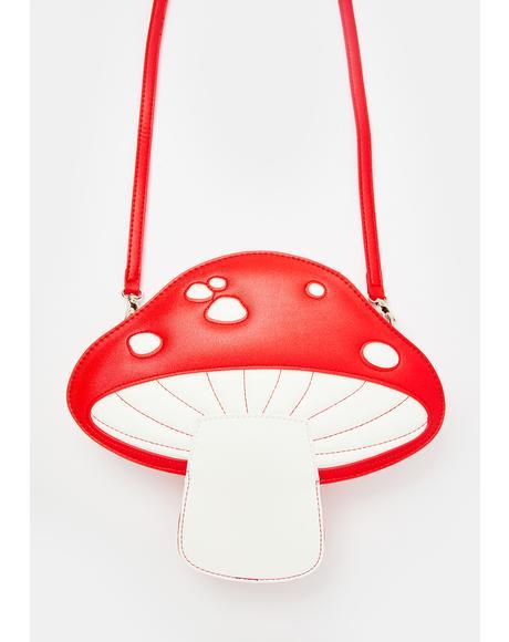 Shroom Bloom Crossbody Bag