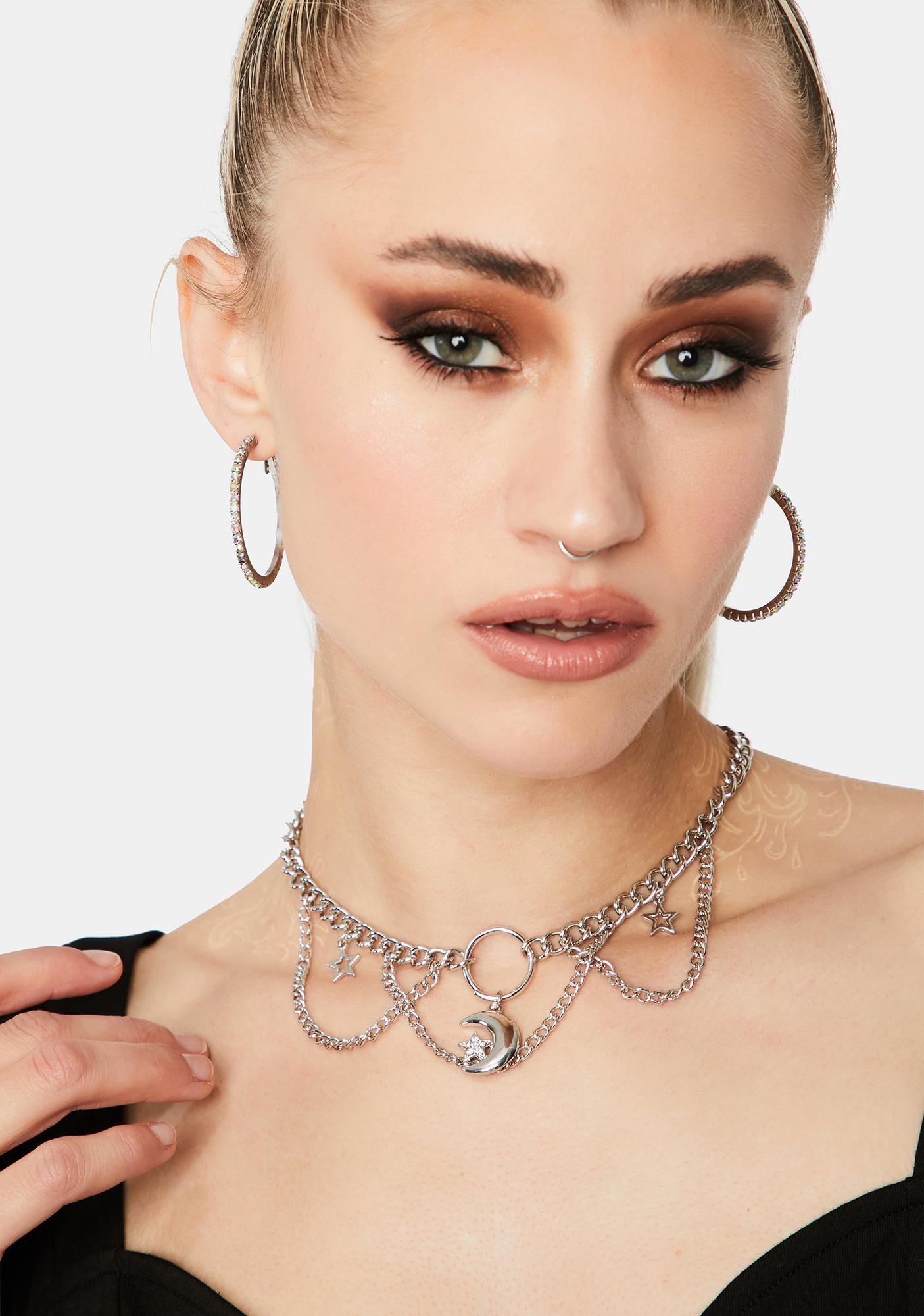Sweet Slumber Chain Necklace