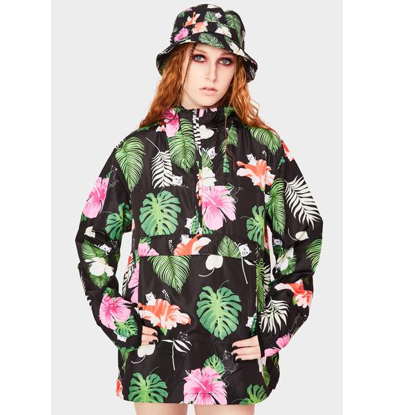 RIPNDIP Maui Nerm Packable Anorak Jacket