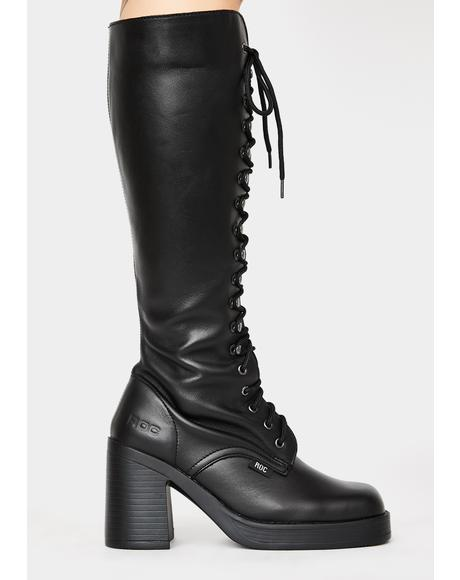 Indiana Knee High Boots