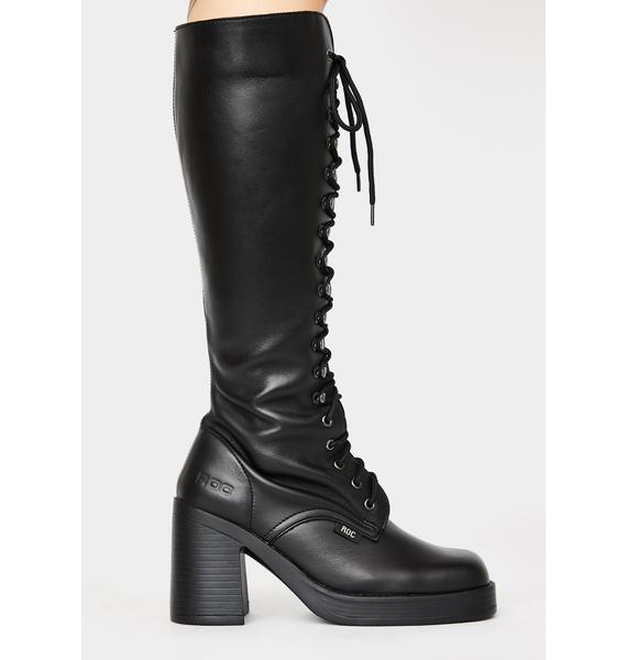ROC Boots Australia Indiana Knee High Boots