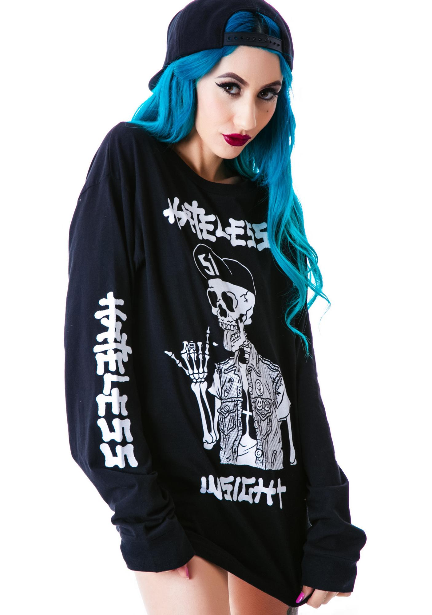 Insight Hateless Long Sleeve Tee