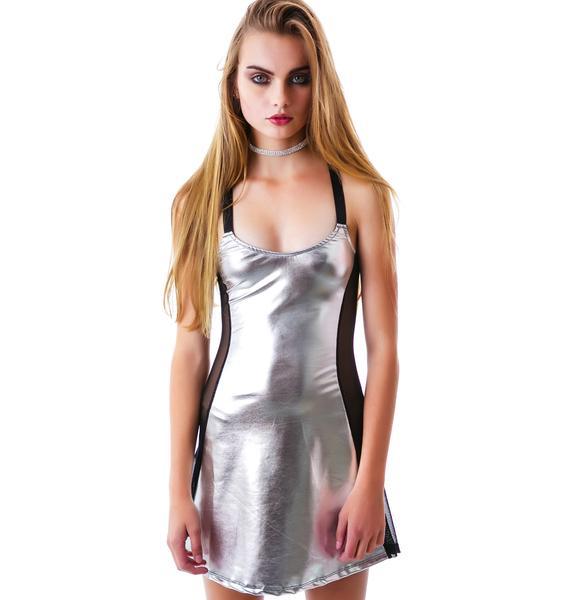 24HRS Barabarealla Space Girl Dress