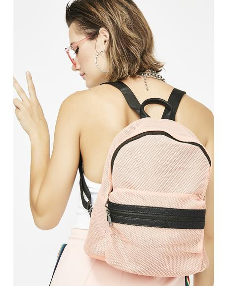 Candy Mesh With Ya Backpack