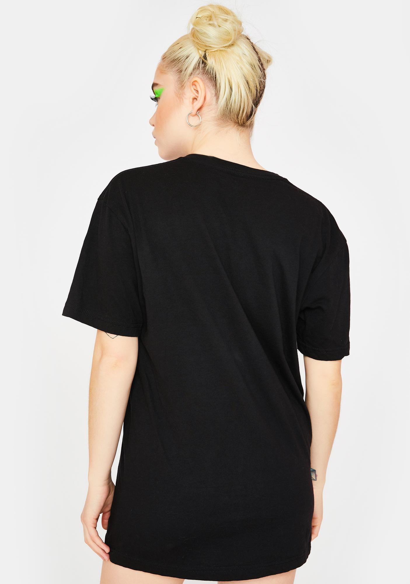 Femfetti Let's Makeout Graphic Tee