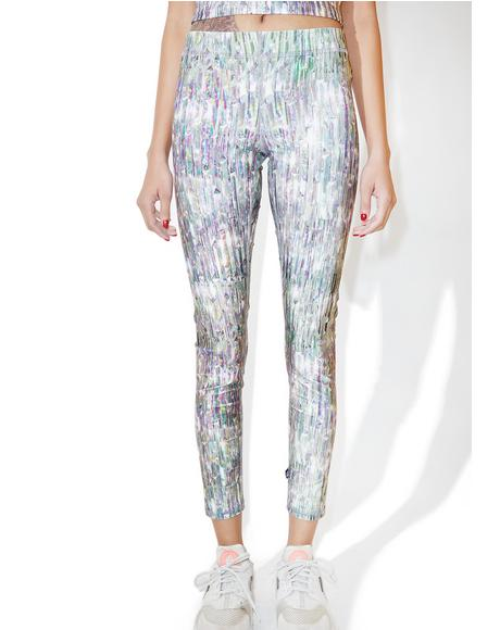 Crystallized Performance Legging