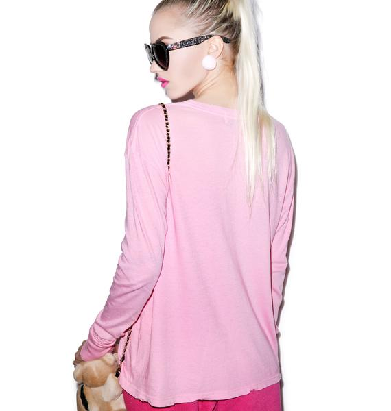 Wildfox Couture She's CEO Walk Of Shame Tee