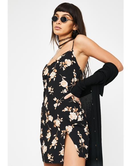 Floral Katya Mini Dress