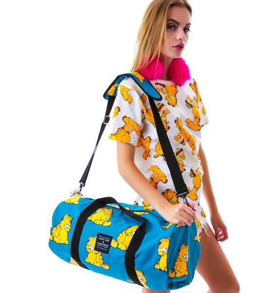Lazy Oaf x Garfield Carry All Bag