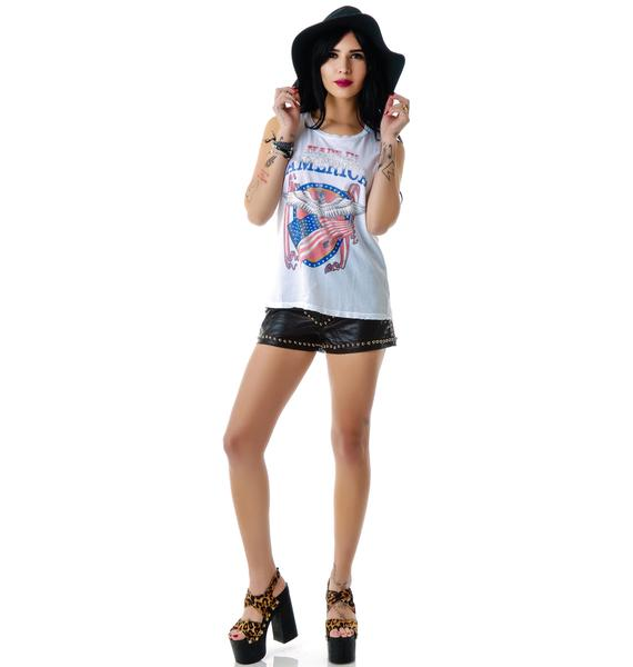 Made in America Muscle Tank