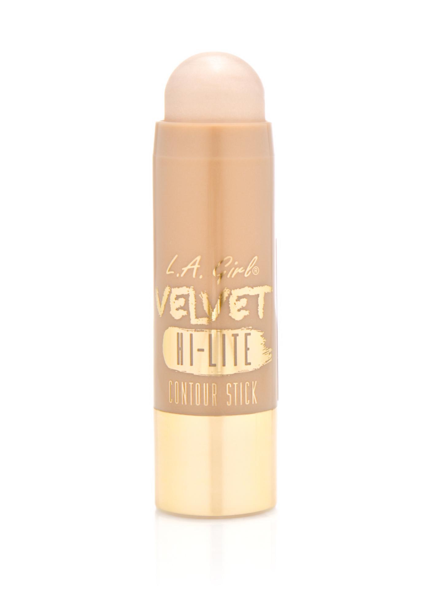 LA Girl Luminous Velvet Contour Highlight Stick