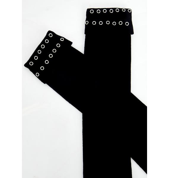 Killstar Carley Long Socks