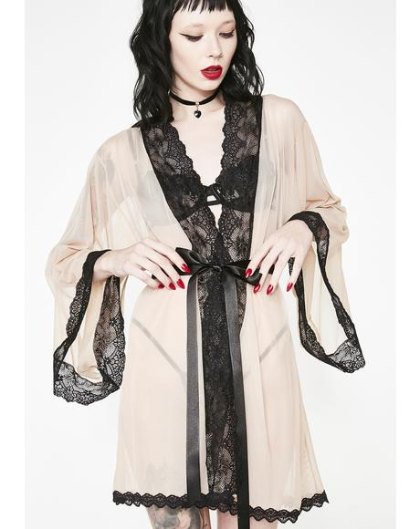 Moonlit Night Robe Set