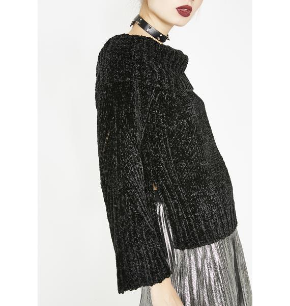 Cool Kidz Chenille Sweater