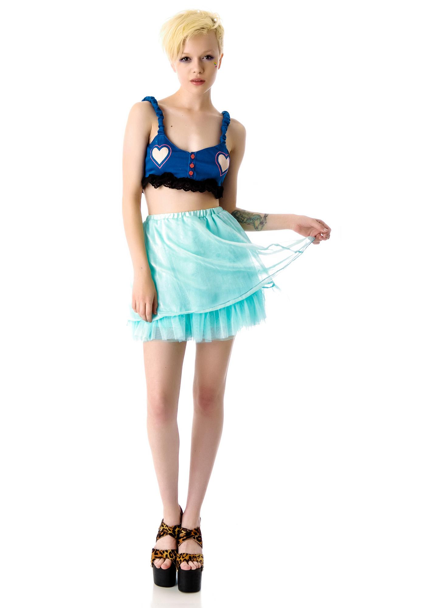 Starry Dreams Layered Skirt