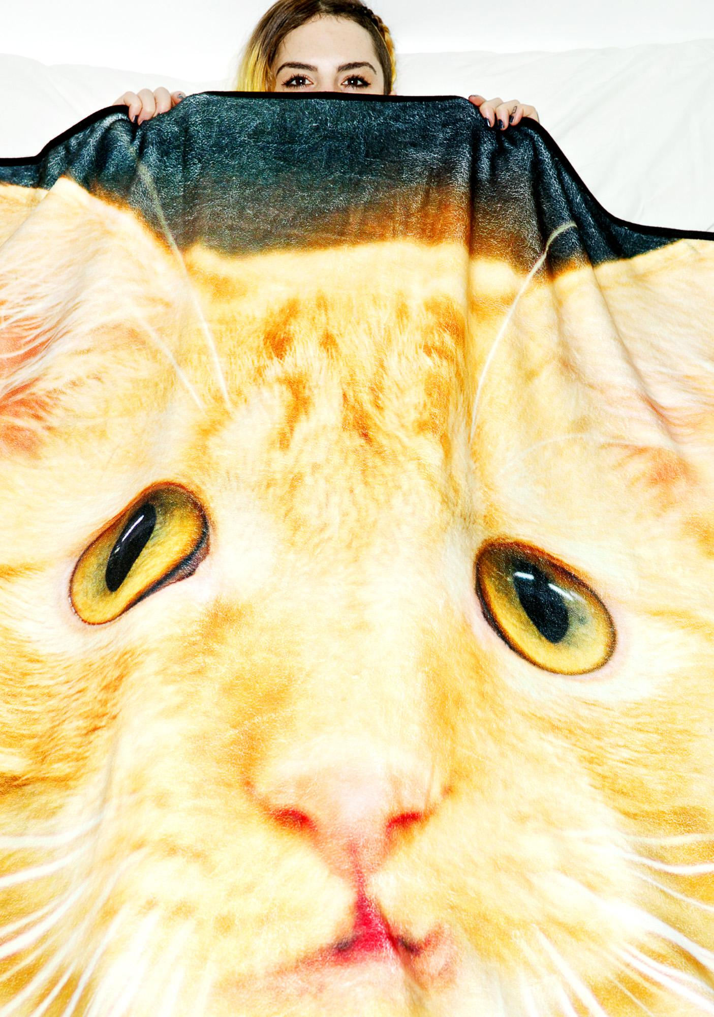 ASPCA Charming Cat Blanket
