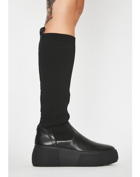 Brooke Knee High Boots