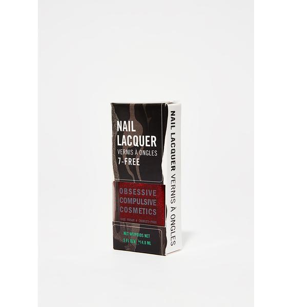 Obsessive Compulsive Cosmetics Red Dragon Nail Lacquer