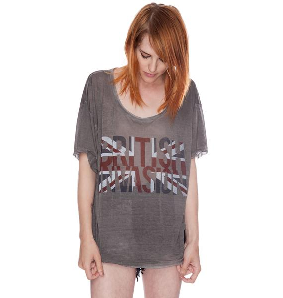 British Invasion Tee