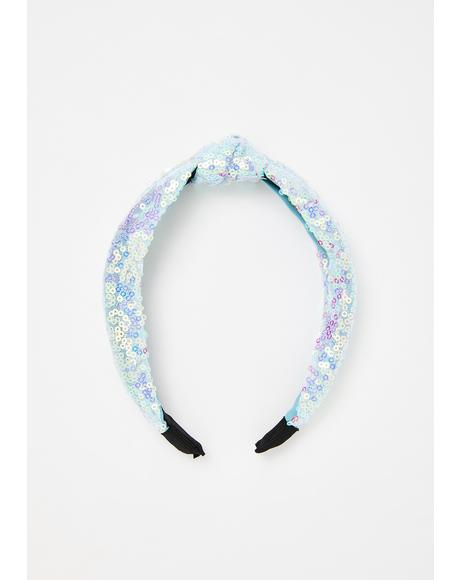 Magic Maker Sequin Headband