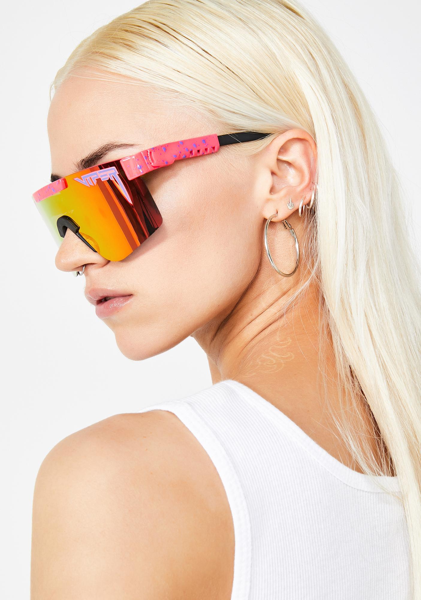 Pit Viper The Radical Polarized Sunglasses