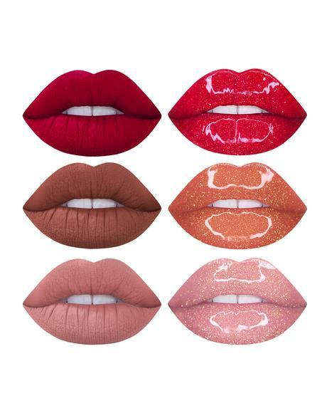 Spin The Dial Lip Set