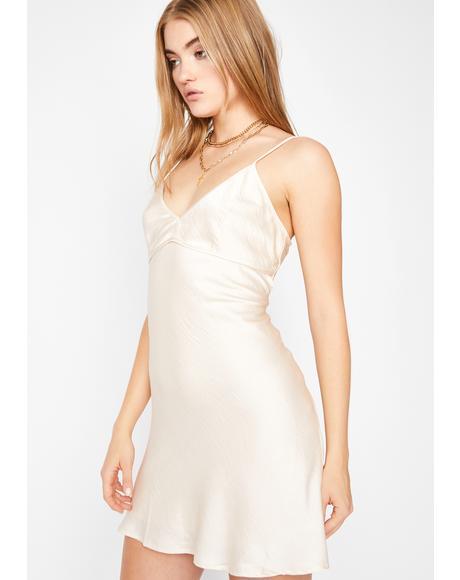 Stay Over Mini Dress