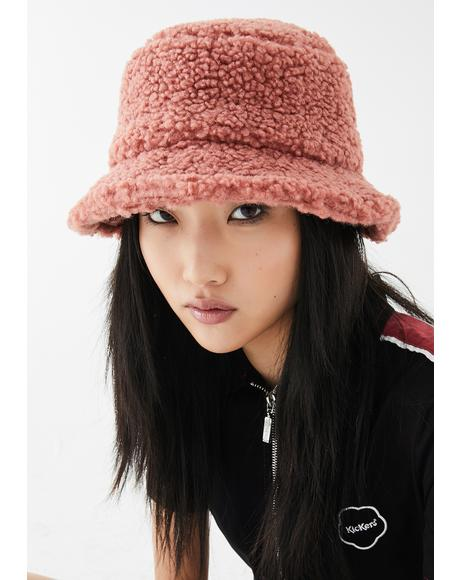 Fuzzy Wuzzy Bucket Hat