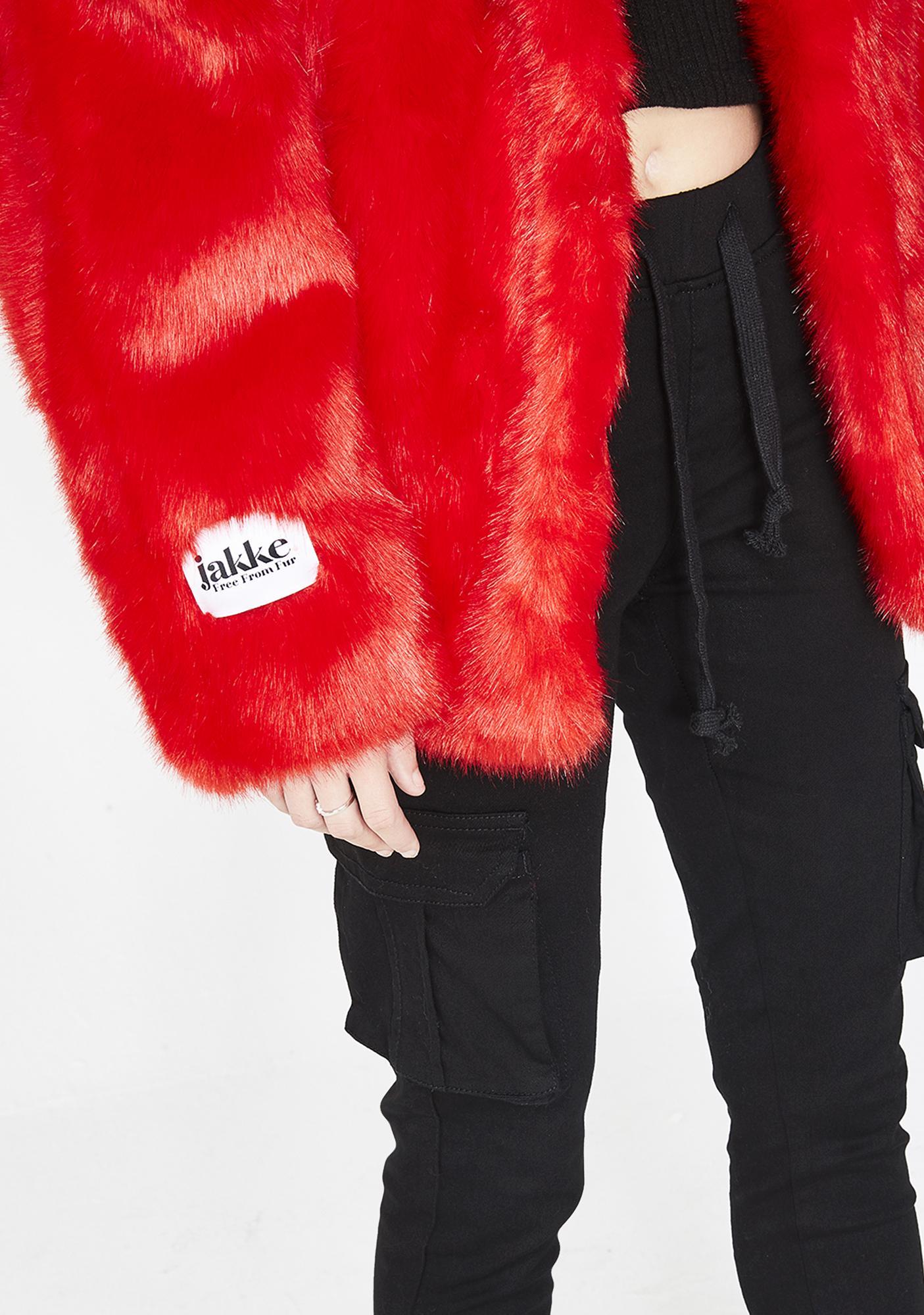 Jakke Cherry Rita Coat