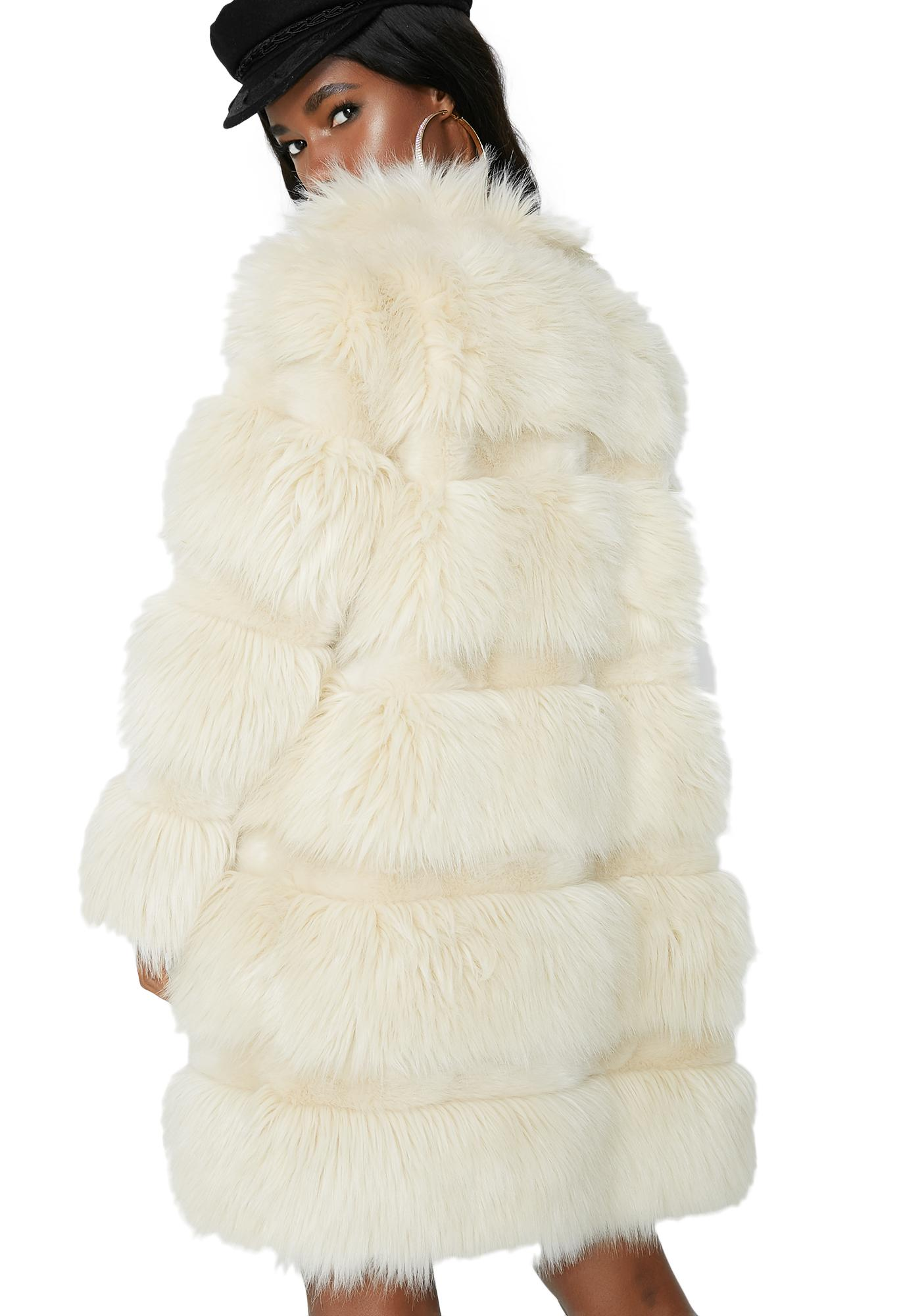 Jakke Blonde Chloe Coat