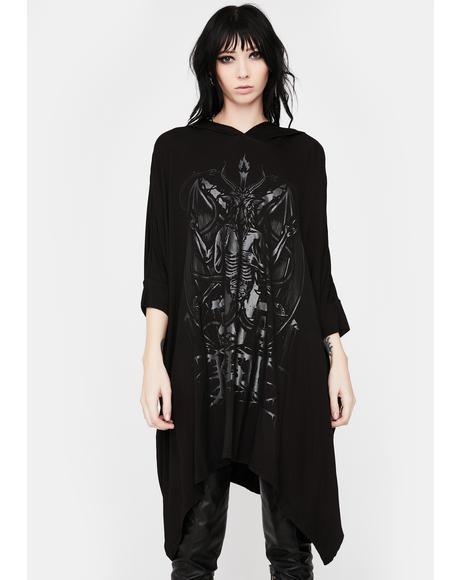 Asura Hood Dress