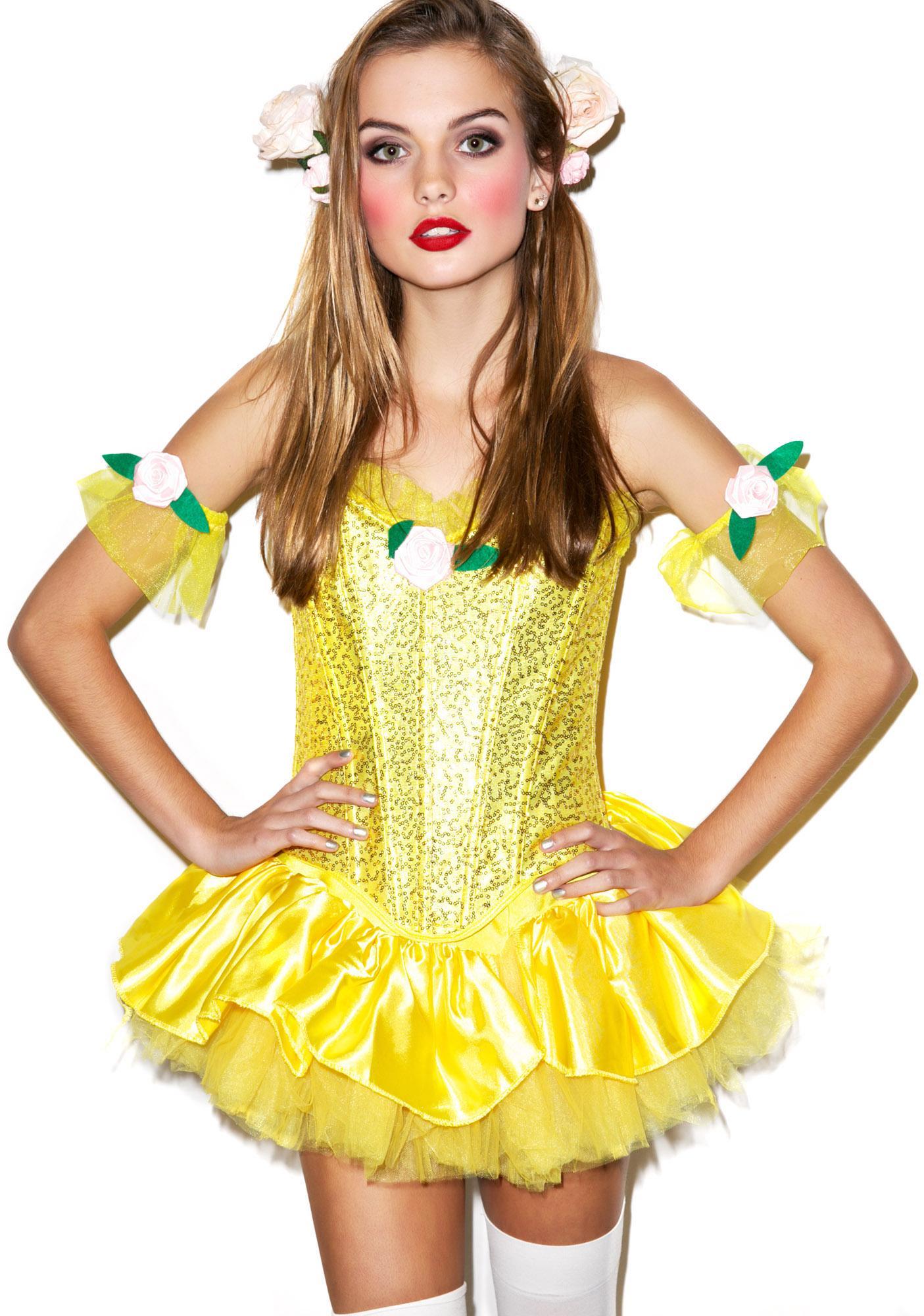 Enchanting Beauty Costume