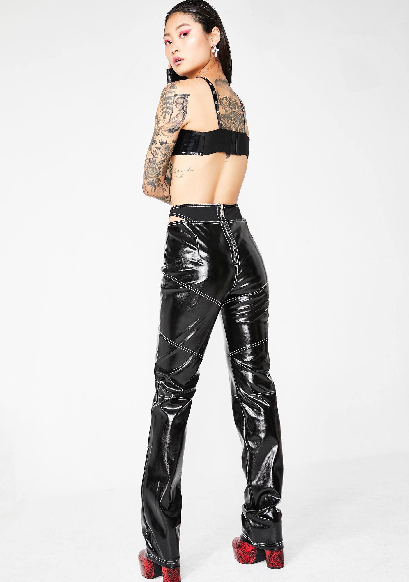 I AM GIA Dark Paris Pants