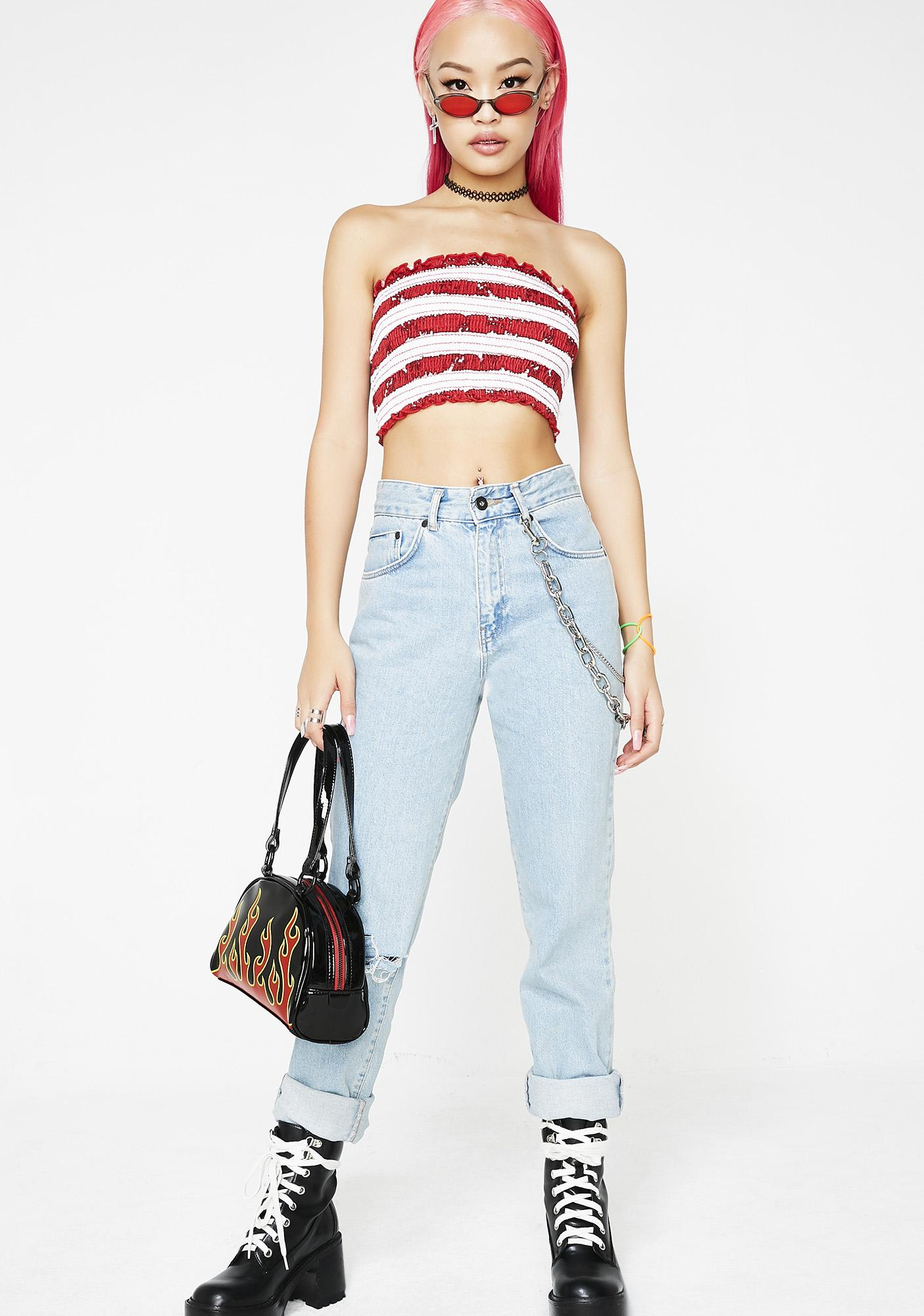 America The Great Tube Top